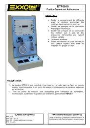 DTP6010 - Exxotest