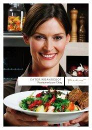 finden Sie das Cateringangebot - Compass Group