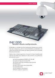 INK1000 - CCTV Center