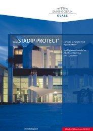 SGG STADIP PROTECT® - Emmaboda Glas
