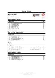 Finalrunde - Sport-heute