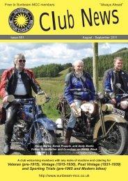 Magazine #851 [August 2011] - Sunbeam MCC