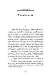 A jAnelA ovAl – 1 –