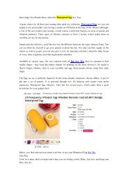Knowledge You Should Know about the Waterproof Egg Sex Toys.pdf