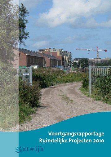 Voortgangsrapportage - Bestuur & Politiek Gemeente Katwijk