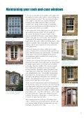 Sash and Case Windows - A short guide for ... - Historic Scotland - Page 2