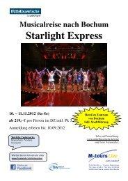 12 11 10 Reiseprogramm Bochum