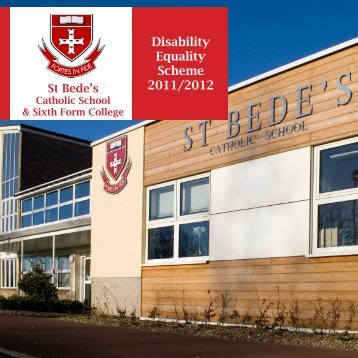 to download. - St. Bede's Catholic School & Sixth Form College