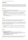 6th FUNDAMENTAL RIGHTS PLATFORM MEETING - Page 2