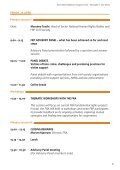 6th FUNDAMENTAL RIGHTS PLATFORM MEETING - Page 5