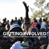 Annual_Report_2010-english - The Foundation for Civil Society