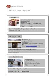 Todos los Establecimientos - Ayuntamiento de Azuqueca de Henares