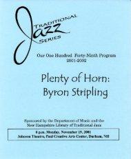 Byron Stripling