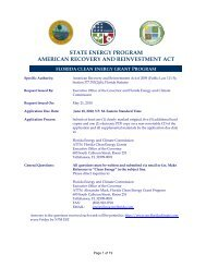 state energy program american recovery and reinvestment act
