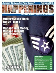 Military Saves Week Feb 25 - Mar 1 Manage Your Money, Manage ...