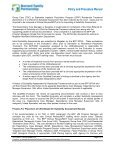 Policy and Procedure Manual - Brevard Family Partnership - Page 2