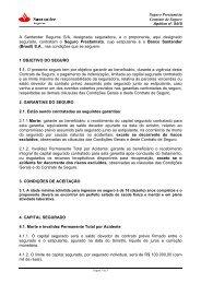 (CP_Prestmista com Devolução de Prêmio_Crédito ... - Santander