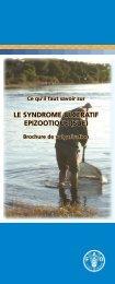 LE SYNDROME ULCERATIF EPIZOOTIQUE (SUE) - OIE Africa