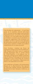 LE SYNDROME ULCERATIF EPIZOOTIQUE (SUE) - OIE Africa - Page 4
