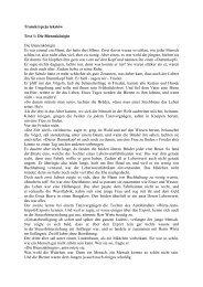 Transkrypcja tekstów Text 1: Die Bienenkönigin Die Bienenkönigin ...