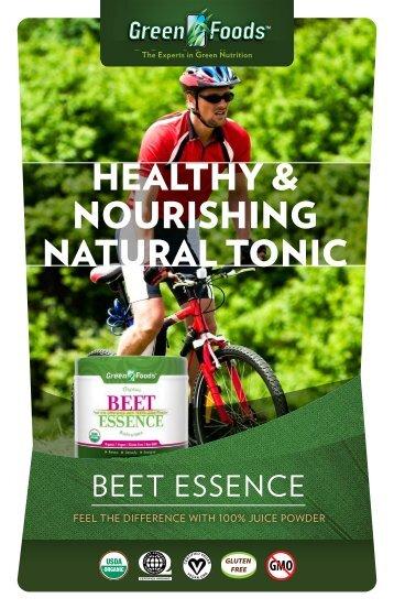 Beet Essence Product Info