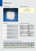 PROTECTA Series - Scame Parre S.p.A. - Page 2