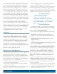 Shift work and health - Institute for Work & Health - Page 6