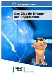 Broschüre MULTIPACT - Arnold Glas