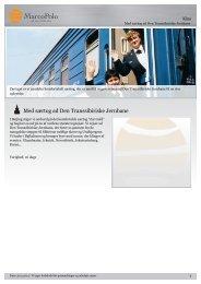 Med særtog ad Den Transsibiriske Jernbane - MarcoPolo