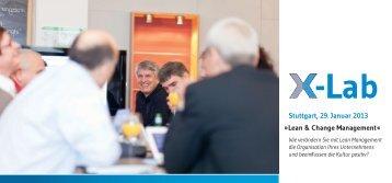 Lean & Change Management - Dr. Kraus & Partner