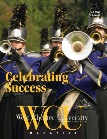 Celebrating Success - West Chester University