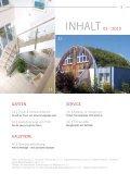 Durchblick beim Hausbau: Neue Homepage zeigt Vielfalt von Glas - Page 5