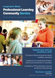 Professional Learning Community Service - Teaching Times