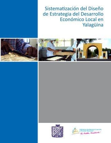 Sistematización del Diseño de Estrategia del Desarrollo ... - Red Local