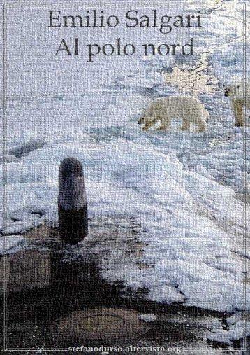 """""""Al polo nord"""" di Emilio Salgari - Altervista"""