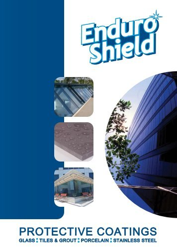 EnduroShield A4 Brochure - cover