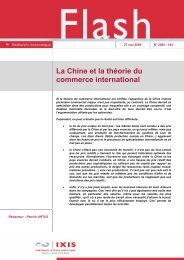 La Chine et la théorie du commerce international - z