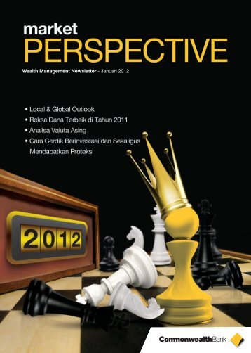 Wealth Management Newsletter - Januari 2012 - Commonwealth Bank