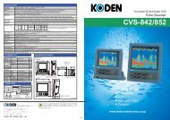 CVS-842/852 - Seatech