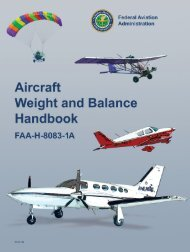 Aircraft Weight & Balance Handbook - Ik4hdq.net