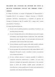 ALLEGATO n.05 COMUNICATO N. 14 - FIGC