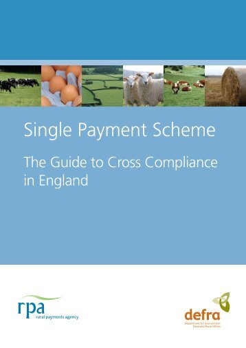 XC Guide - Part 1.pdf - The Rural Payments Agency - Defra