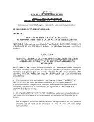 LEY N° 1731 LEY DE 25 DE NOVIEMBRE DE 1996 GONZALO ...