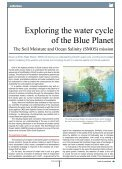 Exploring the water cycle of the Blue Planet Contrail-free European ... - Page 6