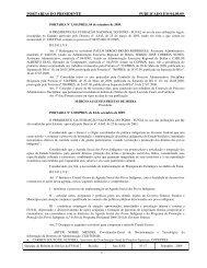 Separata do Boletim Nº 17 (Presidente) - Funai