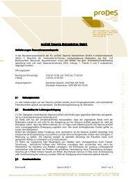 proDeS Deponie Steinakirchen GmbH