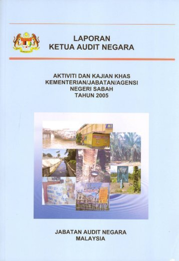 sabah - Jabatan Audit Negara