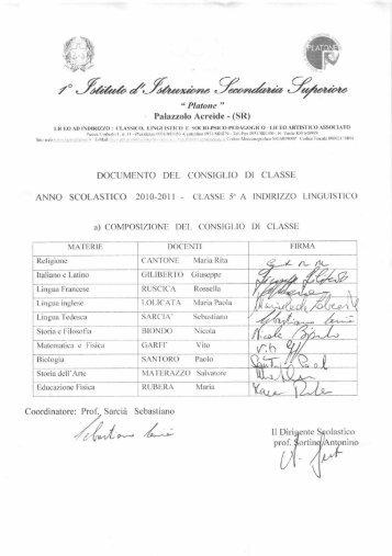 z6-t; A-.; - Liceo Platone