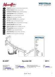 46.4257 Hyundai I40 2011-