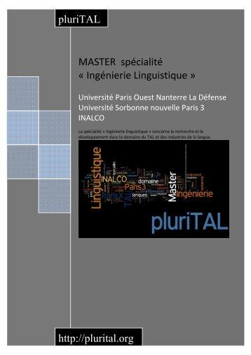 Brochure 2009-2013 - Accueil - Université Sorbonne Nouvelle